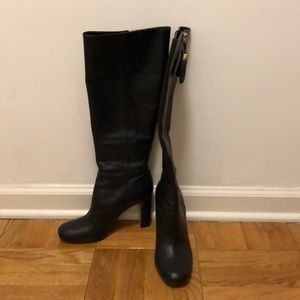Louise et Cie Black Boots, Size 7.5, Worn Once